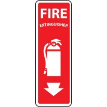 Fire Extinguisher Sign (#FX122)