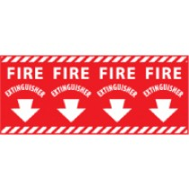 Fire Extinguisher Sign (#FXPC)