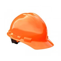 Granite Cap Style Hard Hat, Hi Viz Orange, 6 point ratchet (#GHR6-ORANGE-HI-VIZ)
