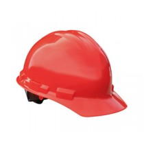 Granite Cap Style Hard Hat, Red, 4 point pinlock (#GHP4-RED)