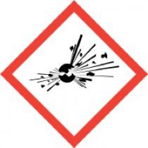 GHS Label (#GHS202AP)