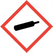 GHS Label (#GHS204AP)