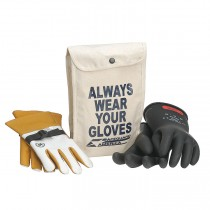 ARC Flash Glove Kit, Class 0 (#GK-0-11)