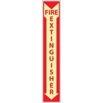 Fire Extinguisher Glow Sign (#GL173)