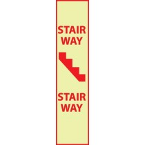 Stairway Glow Sign (#GL176)