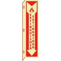 Extinguisher Extinor Spanish Glow Sign (#GLTV45)