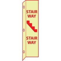 Stairway Glow Sign (#GLTV47)