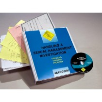 Handling a Sexual Harassment Investigation DVD Program (#V0002979EM)