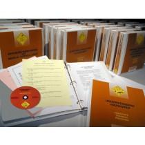 HAZWOPER: 40-Hour Training Package Interactive CD (#C000HZ30ED)