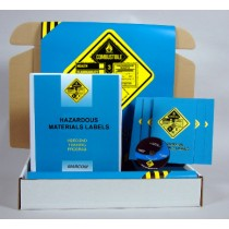 Hazardous Materials Labels DVD Kit (#K0003679EM)