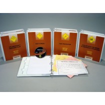HAZWOPER: Supplemental Training Package DVD Program (#V000HZ89EW)
