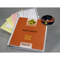 HAZWOPER: HAZMAT Labeling DVD Program (#V000HAL9EW)