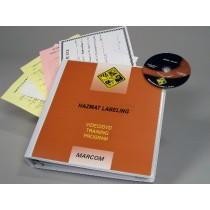HAZWOPER: HAZMAT Labeling DVD Program (#V000HAL9EW)