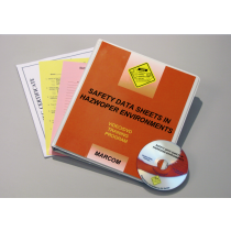 HAZWOPER: Safety Data Sheets in HAZWOPER Environments DVD Program (#V0002189EW)