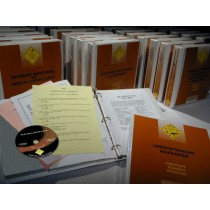 HAZWOPER: 40-Hour Training Package DVD Program (#V000HZ39EW)