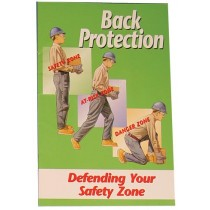 Back Protection Defending Your Safety Zone Handbook (#HB02)