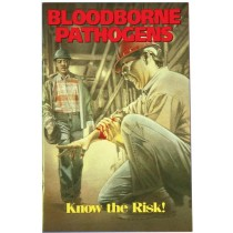 Bloodborne Pathogens Know the Risk! Handbook (#HB03)