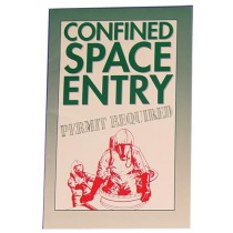 Confined Space Entry Permit Required Handbook (#HB05)