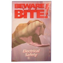 Electrical Safety Beware the Bite Handbook (#HB06)