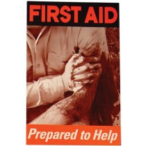 First Aid Prepared to Help Handbook (#HB09)