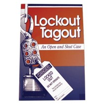 Lockout Tagout An Open and Shut Case Handbook (#HB13)