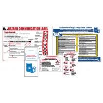 GHS Facility Training Kit (#HC12F)