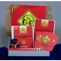 Hearing Conservation and Safety DVD Kit (#K0002889EO)