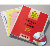HIPAA Rules and Compliance DVD Program (#V0002729EO)