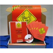 HIPAA Rules and Compliance DVD Kit (#K0002729EO)