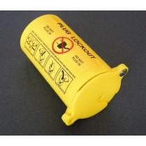 Large Plug Lockout (#HLD)