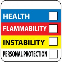 Right-To-Know Label (#HM27)