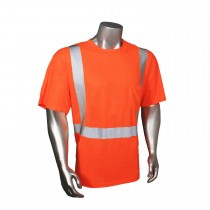 Hydrowick Class 2 T-Shirt, orange (#HV-TS-P)