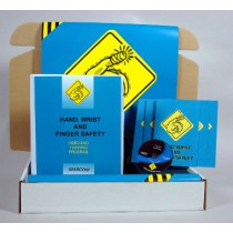 Hand, Wrist, and Finger Safety DVD Kit (#K0003089EM)