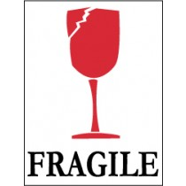 Fragile International Shipping Label (#IHL6AL)