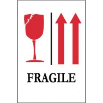 Fragile International Shipping Label (#IHL8AL)