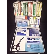 First Aid Kit, ANSI 2015, Class A (#FAK2015A)