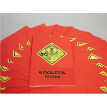 Introduction to OSHA Booklet (#B0002790EX)