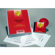 Introduction to OSHA Interactive CD (#C0002790ED)