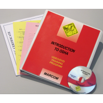 Introduction to OSHA DVD Program (#V0002799EO)