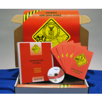 Introduction to OSHA DVD Kit (#K0002799EO)