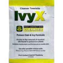 IvyX Post-Contact Skin Cleanser (#122015X)