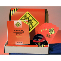 Supported Scaffolding Safety in Construction Environments DVD Kit (#K0003419EO)