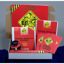 Personal Protective Equipment in Construction Environments DVD Kit (#K0002589ET)