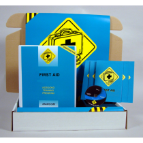 First Aid in Construction Environments DVD Kit (#K0000849ET)