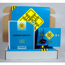 Ladder Safety in Construction Environments DVD Kit (#K0000859ET)