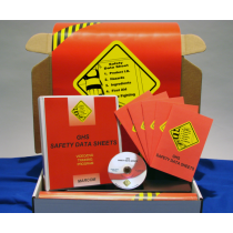 GHS Safety Data Sheets DVD Kit (#K0003559EO)