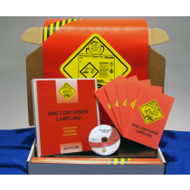 GHS Container Labels DVD Kit (#K0003569EO)