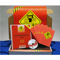 Introduction to GHS (The Globally Harmonized System... for Construction Workers) DVD Kit (#K0001599ET)