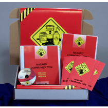 Hazard Communication in Industrial Environments DVD Kit (#K0003509EO)