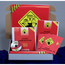 Hazard Communication in Construction Environments DVD Kit (#K0003579ET)